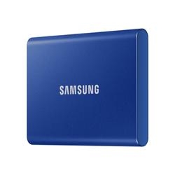 SSD Samsung - T7 mu-pc1t0h - ssd - 1 tb - usb 3.2 gen 2 mu-pc1t0h/ww