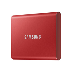 SSD Samsung - T7 mu-pc500r - ssd - 500 gb - usb 3.2 gen 2 mu-pc500r/ww