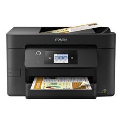 Multifunzione inkjet Epson - WorkForce Pro WF-3825DWF - Stampante a colori A4 - 21 ppm - C11CJ07404