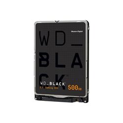 Hard disk interno Western Digital - Wd black - hdd - 500 gb - sata 6gb/s wd5000lpsx