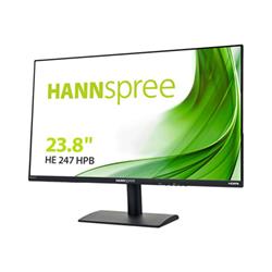 "Monitor LED Hannspree - He series - monitor a led - full hd (1080p) - 23.8"" he247hpb"