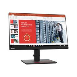 Image of Monitor LED Thinkvision t22i-20 - monitor a led - full hd (1080p) - 21.5'' 61femat6it