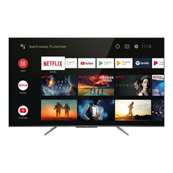 """TV QLED TCL - 50C715 50 """" Ultra HD 4K Smart HDR Android TV"""