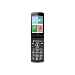 Telefono cellulare Brondi - Amico Flip 4G