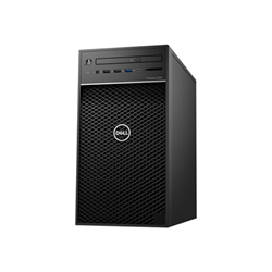 Workstation Dell Technologies - Dell 3640 tower - mt - core i9 10900k 3.7 ghz - vpro - 16 gb - ssd 512 gb kj9kj
