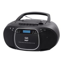 Image of Mini Hi-Fi Cmp 576 dab - boombox - cd, host usb, cassette 0cm57600
