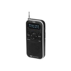 Image of Radiosveglia Dab 7f90 r - radio portatile dab 0da7f9000