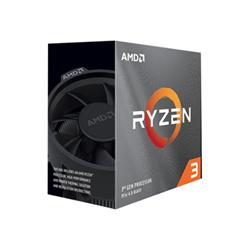 Processore Ryzen 3 3100 / 3.6 ghz processore 100 100000284box