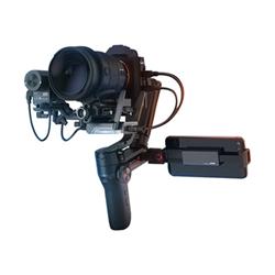 Monopiede ZHIYUN - Weebill-s motorized handheld stabilizer weebills
