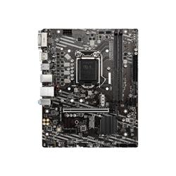 Motherboard H410m a pro scheda madre micro atx zoccolo lga1200 h410 h410m a pro