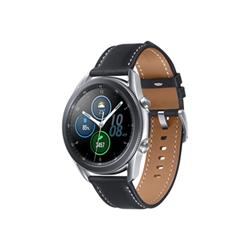 Smartwatch Samsung - Galaxy watch 3 - mystic silver - smartwatch con cinturino - 8 gb sm-r840nzsaeub