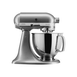 Artisan robot da cucina 300 w contorno argento 5ksm175psecu