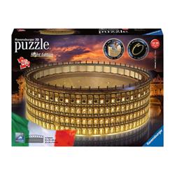 Puzzle 3d puzzle colosseo edizione notturna 111480