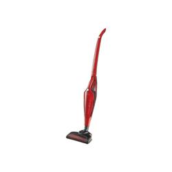 Scopa elettrica Evo 2765 2 in 1 Senza fili Senza sacco Nero, Rosso