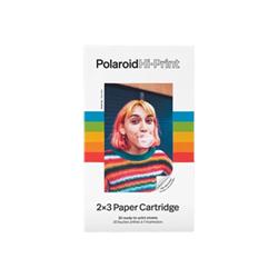 Pellicola Polaroid - Carta fotografica - 20 fogli - 54 x 86 mm 6089