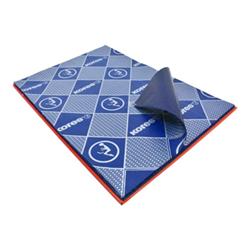 Carta KORES - CARTA CARBONE A4 - 100 fogli - Per macchine da scrivere - Blu