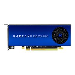 Scheda video HP - Radeon pro wx 3200 - scheda grafica - radeon pro wx 3200 - 4 gb 6yt68at