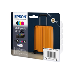 Cartuccia Epson - 405xl multipack - confezione da 4 - xl c13t05h64020