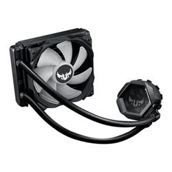 Ventola Tuf gaming lc 120 rgb sistema di raffreddamento a liquido del processore 90rc00