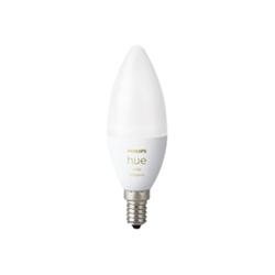 Lampadina LED Philips - Hue white ambiance - lampadina led - forma: b39 - e14 - 5.2 w 929002294402