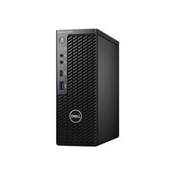Workstation Dell Technologies - Dell 3240 compact - usff - core i7 10700 2.9 ghz - vpro - 16 gb c8vt1