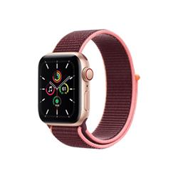 Smartwatch Apple - Watch se (gps + cellular) - alluminio color oro myej2ty/a