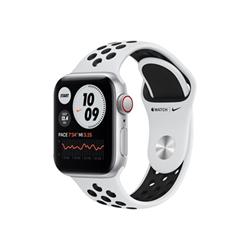 Smartwatch Apple - Watch nike se (gps + cellular) - alluminio argento myyw2ty/a