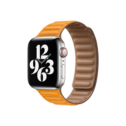 Apple - 40mm leather link - cinturino per orologio per smartwatch my9d2zm/a