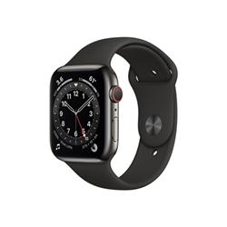 Smartwatch Apple - Watch SE GPS+Cellular 40mm alluminio grigio spaziale con cinturino Sport nero
