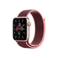 Smartwatch Apple - Watch se (gps + cellular) - alluminio color oro myey2ty/a
