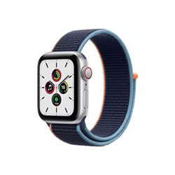 Smartwatch Apple - Watch se (gps + cellular) - alluminio argento myeg2ty/a