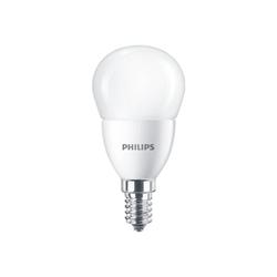 Lampadina LED Philips - Lampadina led - forma: p48 - satinata finitura - e14 929001325255