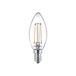 Lampadina LED Philips - Lampadina con filamento led - forma: b35 929002023755