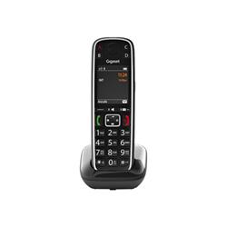 Telefono fisso Gigaset - E720 - telefono cordless con id chiamante s30852h2903k101