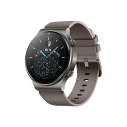 Smartwatch Huawei - Watch gt 2 pro classic - grigio nebulosa - smartwatch con cinturino 55025792