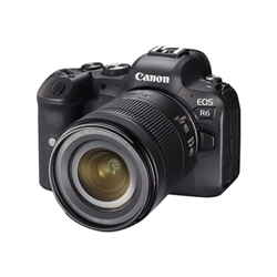 Fotocamera reflex Canon - Eos r6 - fotocamera digitale obiettivi rf 24-105 mm f4-7.1 is stm 4082c023