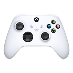 Controller Microsoft - Xbox wireless Controller Robot White Bluetooth