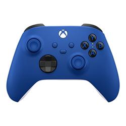 Controller Microsoft - Xbox Wireless Controller Schock Blue Bluetooth
