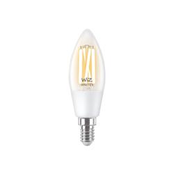 Lampadina LED WIZ - Connected - lampadina con filamento led - forma: c35 - e14 - 4.9 w 929002418901