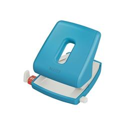 Perforatore Leitz - Cosy perforatore - 30 fogli - s fori - plastica, metallo - calm blue 50040061