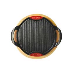 Pentola Bialetti - Ghisa teglia per arrosto - 28 cm diameter 0ltgg028