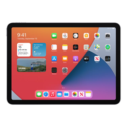 Tablet Apple - 10.9-inch ipad air wi-fi + cellular - 4^ generazione - tablet - 256 gb myh22tya