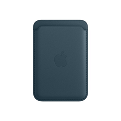 Cover Apple - £IP 12WALLET BALTIC BLUE