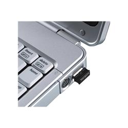 Adattatore bluetooth Targus - Micro - adattatore di rete - usb acb75eu