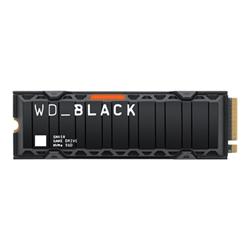 SSD Western Digital - Wd black sn850 nvme ssd - ssd - 500 gb - pci express 4.0 x4 (nvme) wds500g1xhe