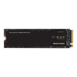 SSD Wd black sn850 nvme ssd ssd 1 tb pci express 4.0 x4 (nvme) wds100t1x0e