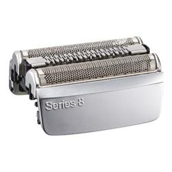 Rasoio elettrico Cassetta rasoio argento opaco 83m