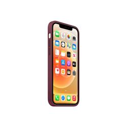 Cover Apple - £IP 12_12 PRO SIL CASE PLUM