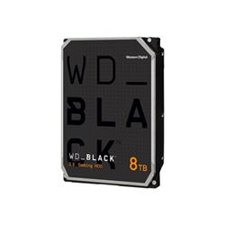 Hard disk interno Western Digital - Wd black - hdd - 8 tb - sata 6gb/s wd8001fzbx