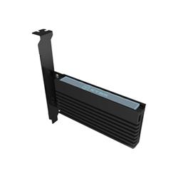 Image of Adattatore di rete Raidsonic icy box - adattatore interfaccia - m.2 card ib-pci214m2-hsl